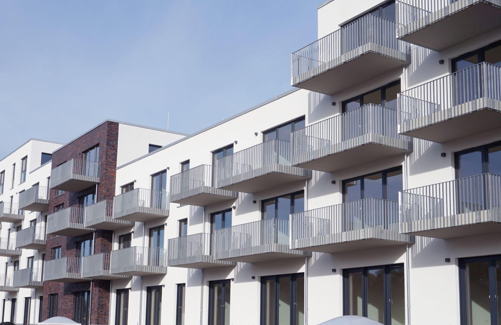 Vermietungsbeginn Für Wohnungen Im Ilmenaugarten Lüneburg