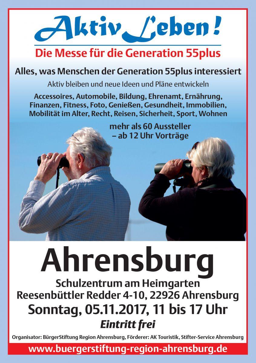 "Grossmann & Berger bei der Messe ""Aktiv Leben!"" in Ahrensburg"